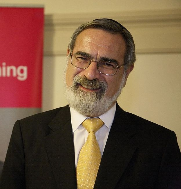 Rabbijn Jonathan Sacks